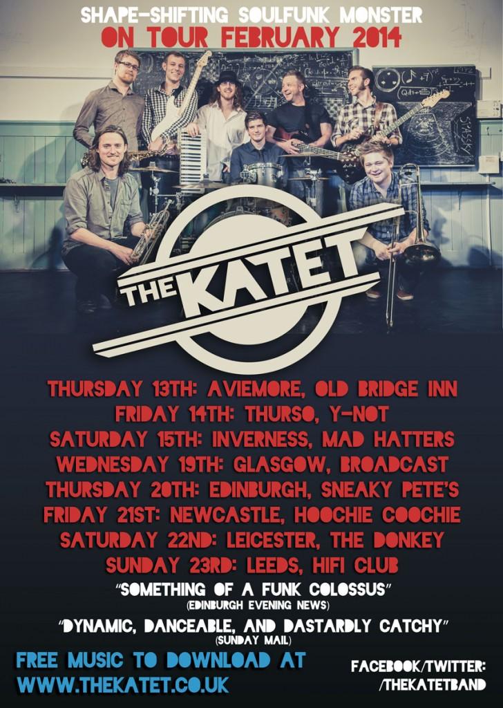www.thekatet.co.uk for more details...