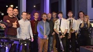 Public Service Broadcasting, Doppelgang Horns, Edith Bowman, Adam Holmes and the Embers